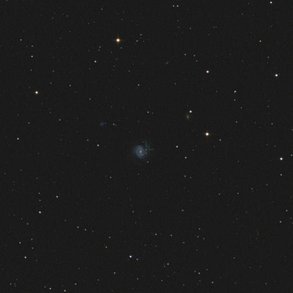 SuperNova in galaxy M61 11.05.2020  - астрофотография