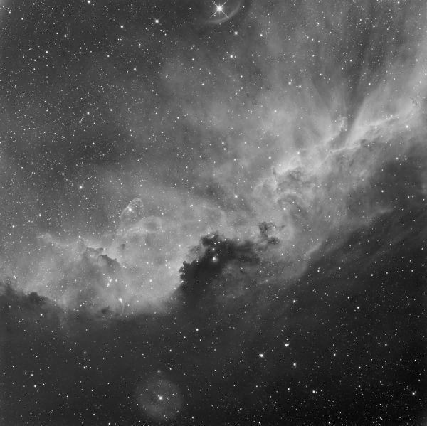 SH2-296 - астрофотография