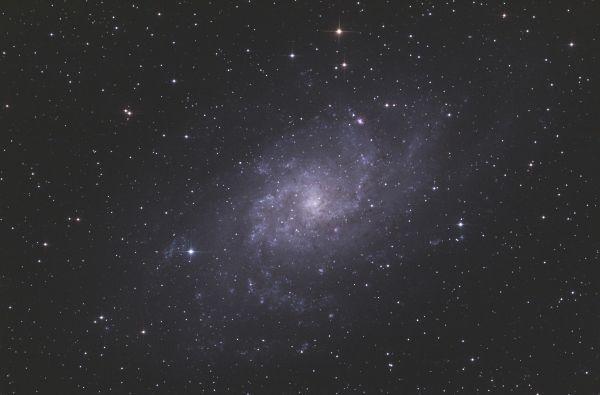 M 33 - астрофотография