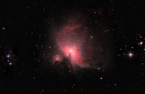 M42 Orion nebula - астрофотография