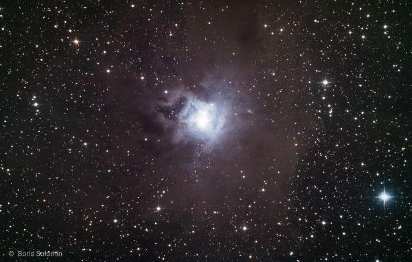 NGC7023 Iris - астрофотография