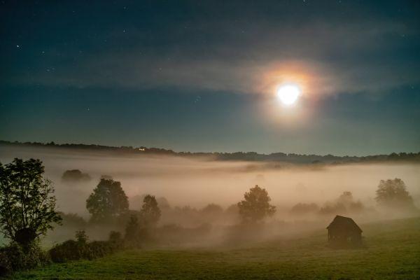 Night Myst - астрофотография