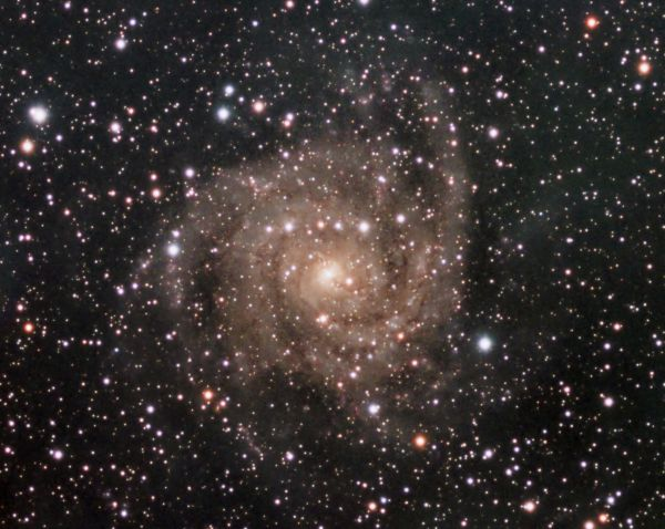 IC342 - астрофотография