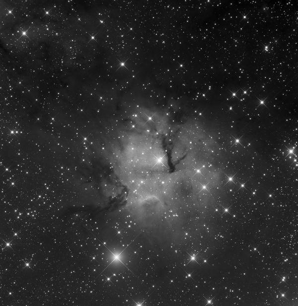 RCW32 (LHSO SUM) - астрофотография