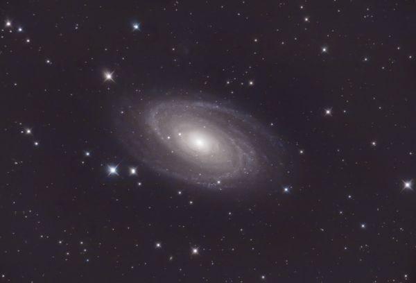 M81 - астрофотография