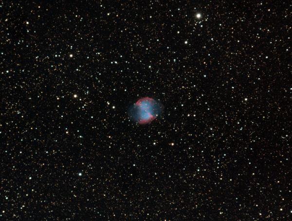 M27 - астрофотография