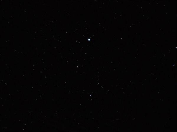 Созвездие Лиры - астрофотография