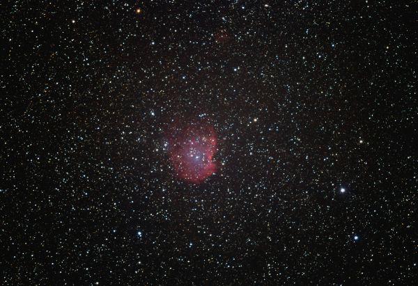 NGC2174 - астрофотография