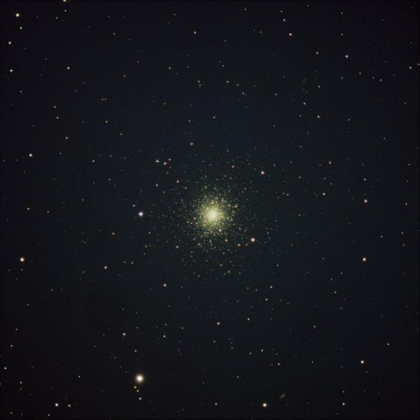 M3 - Шаровое звёздное скопление - астрофотография