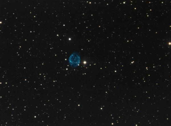 Abell 72 Planetary Nebula - астрофотография