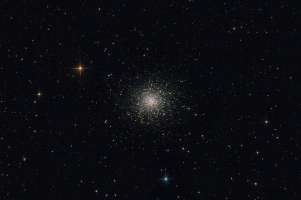 Messier 13 - астрофотография