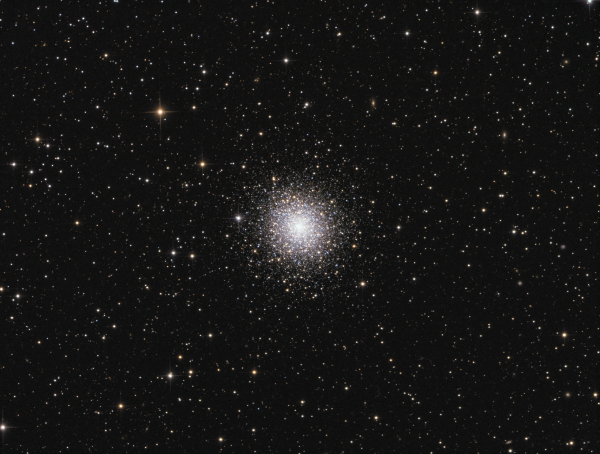 M 92 Hercules LRGB - астрофотография