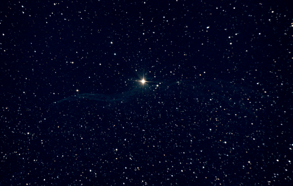 NGS 6960 - астрофотография