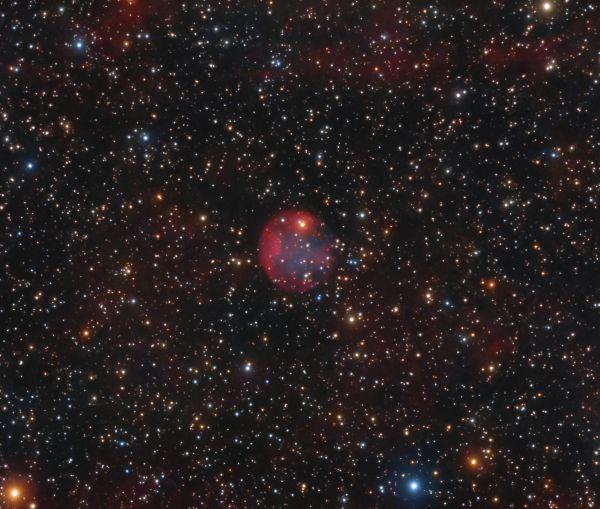Kronberger 24, Kn 24 - астрофотография