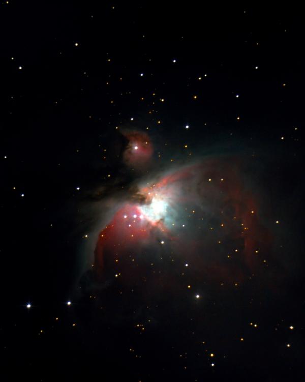 M42 - Orion Nebula 26.02.21 - астрофотография