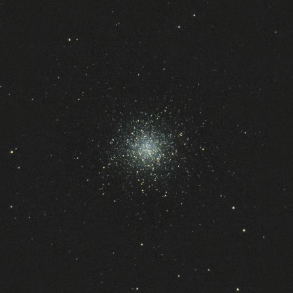 M13 (NGC 6205) - «Hercules Globular Cluster» - астрофотография