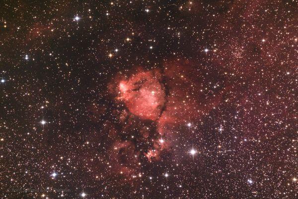 IC1795 - астрофотография