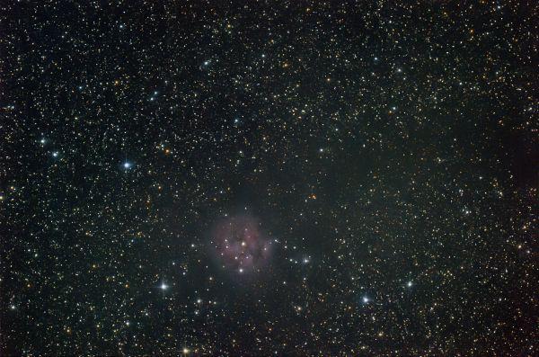 IC 5146. Cocoon Nebula. - астрофотография