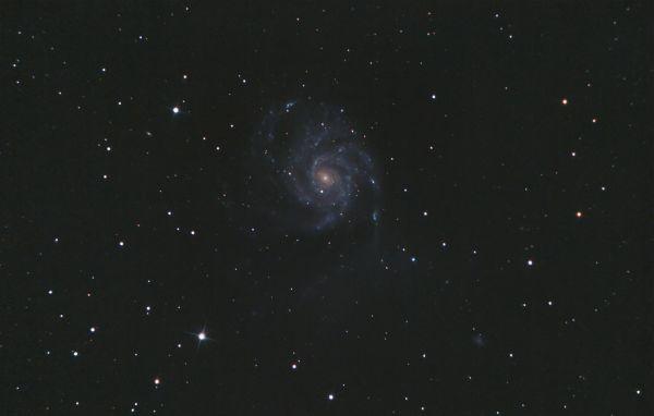 M101 Вертушка - 06.12.20 - астрофотография