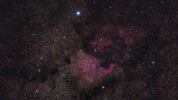 North America Nebula v2 - астрофотография