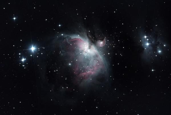 M42 - астрофотография