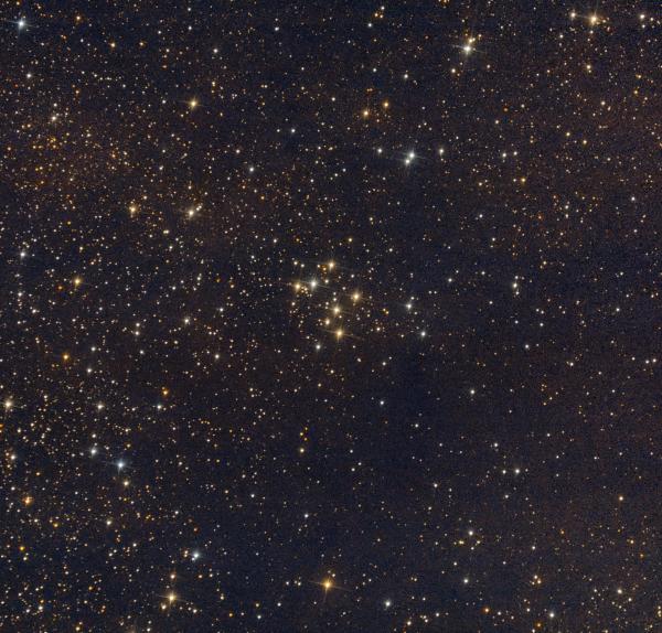 М29 - астрофотография
