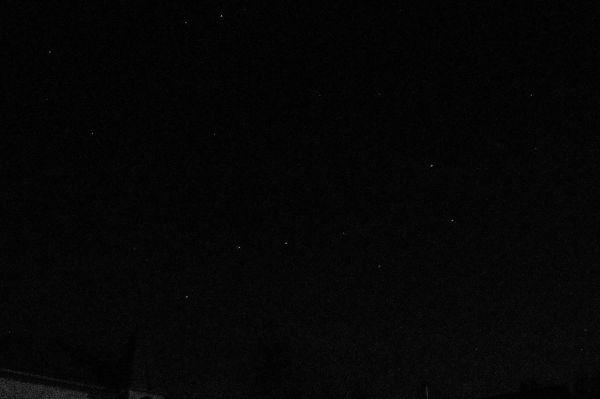 Ursa Major - астрофотография