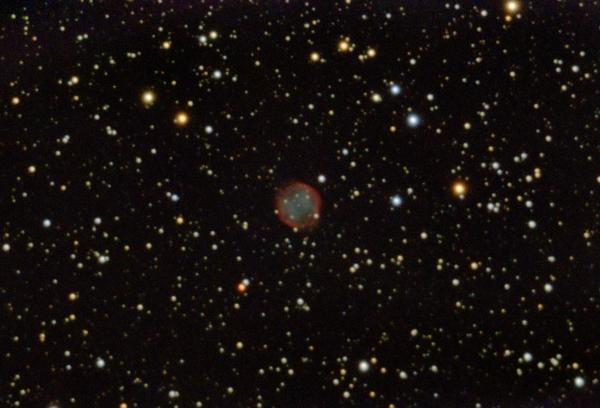 NGC 7139 - астрофотография