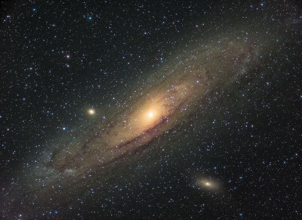 М 31 - астрофотография