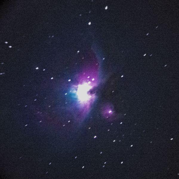 M42 - 11.03.2021 - астрофотография