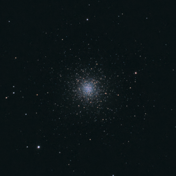M 3 (NGC 5272) - астрофотография