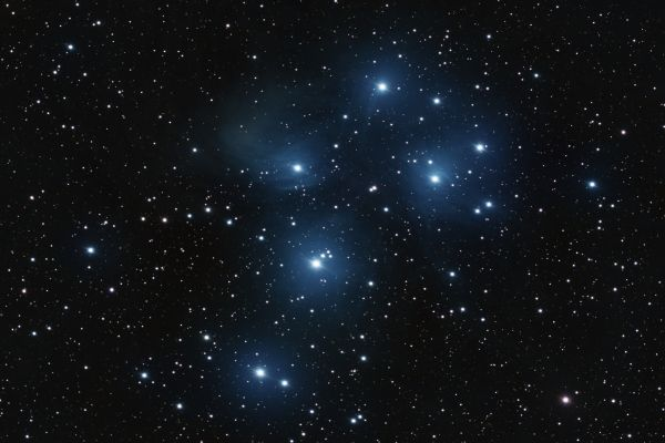 M45 - астрофотография
