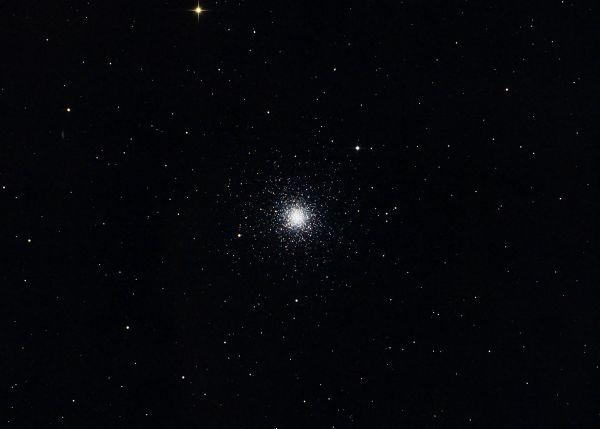 M3 globular cluster - астрофотография