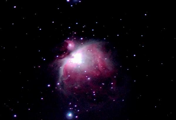 M42 - Туманность Ориона. 22.02.20 - астрофотография