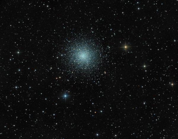 M13 - астрофотография