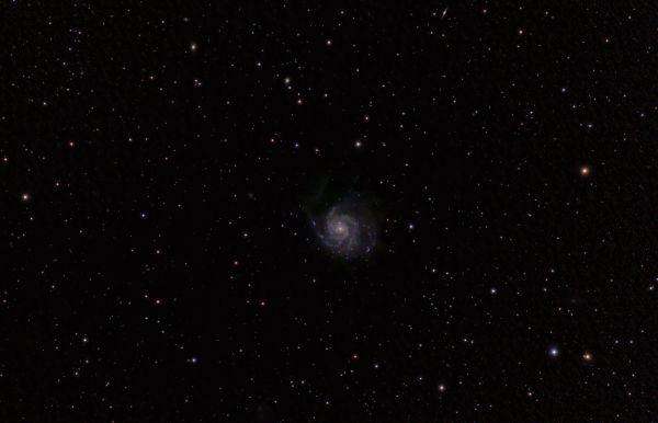 М101 (Вертушка) 23-04-2020 - астрофотография