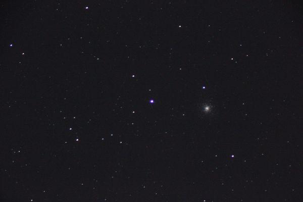 шаровое скопление - астрофотография