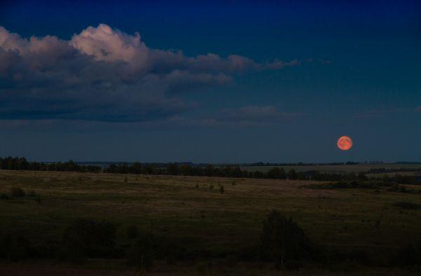 Восход - астрофотография