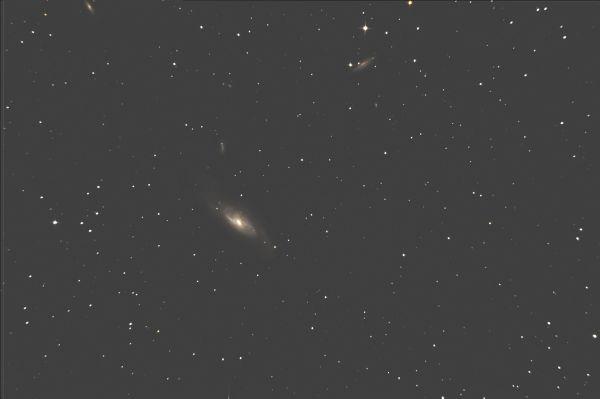 M106 (NGC 4258) - астрофотография