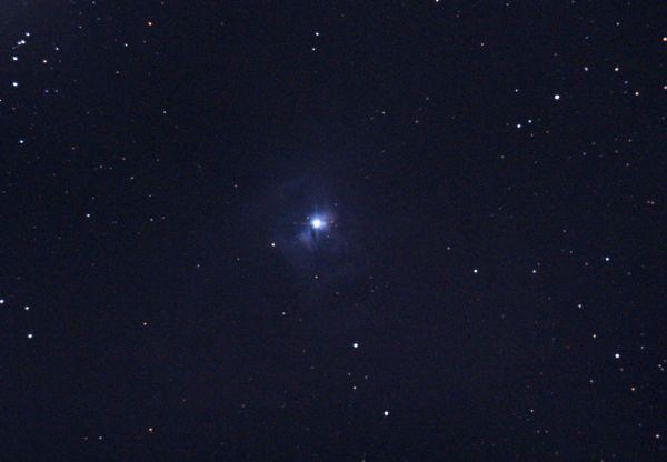 NGC 7023  - астрофотография