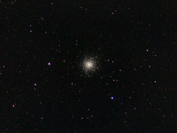 Шаровое скопление M13 - астрофотография