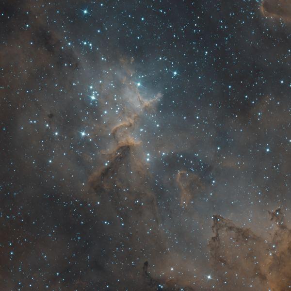 Melott 15 - астрофотография