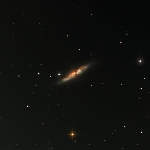 M 82 - астрофотография