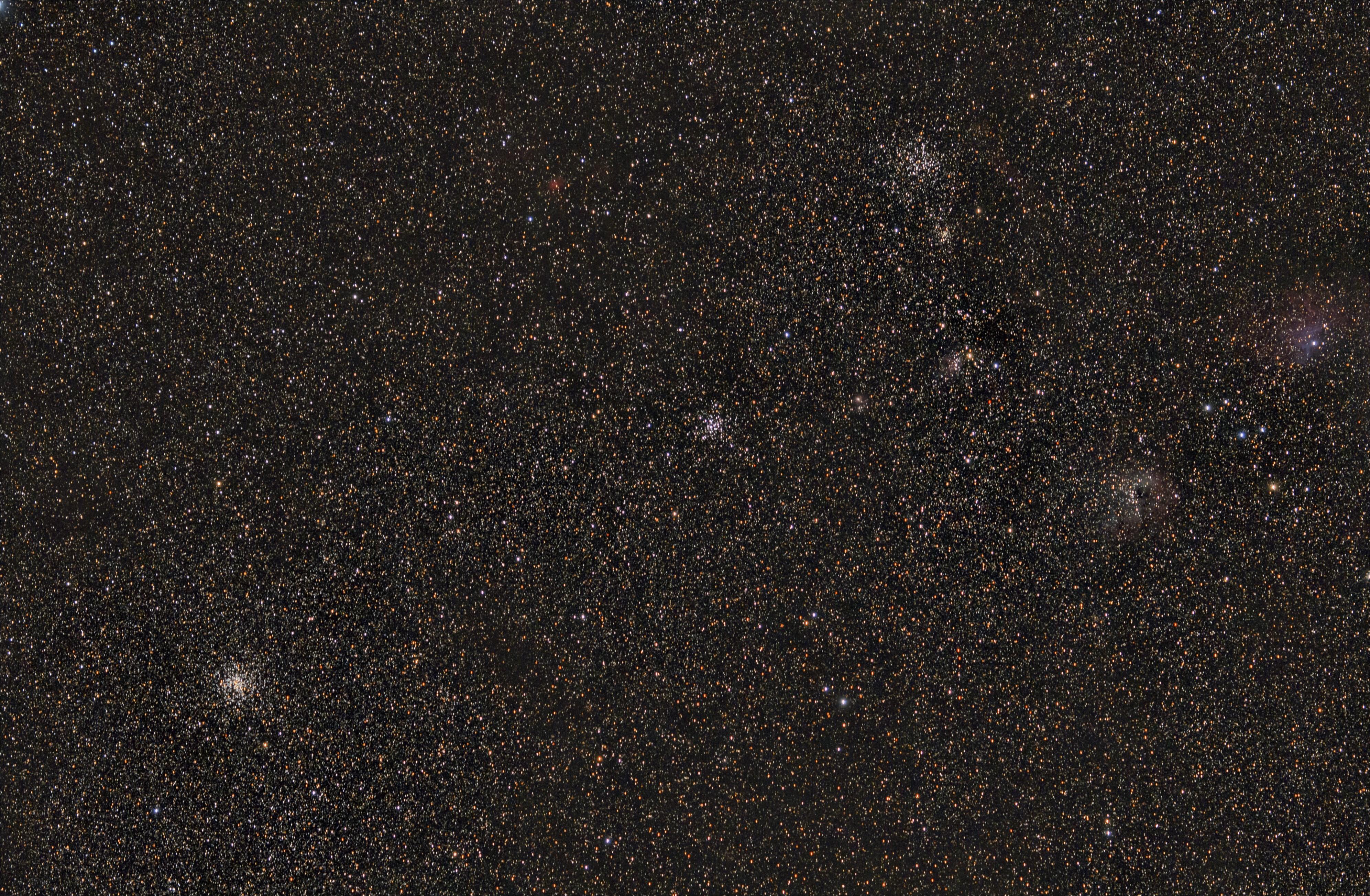 возничий созвездие фото время пандемии